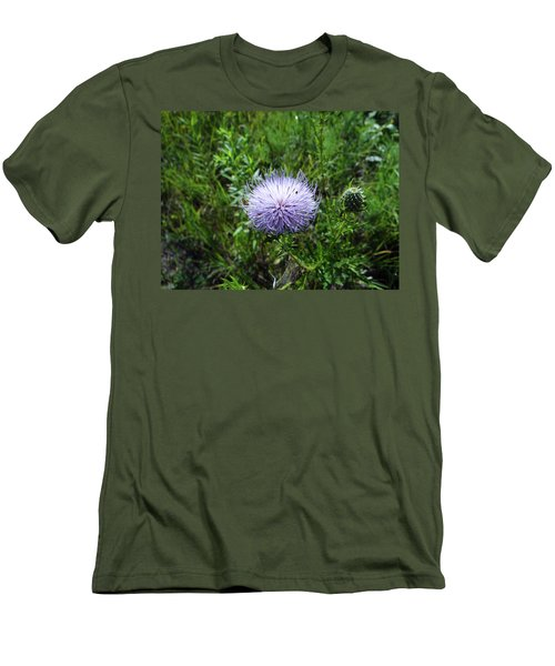 Thistle 2 Men's T-Shirt (Athletic Fit)