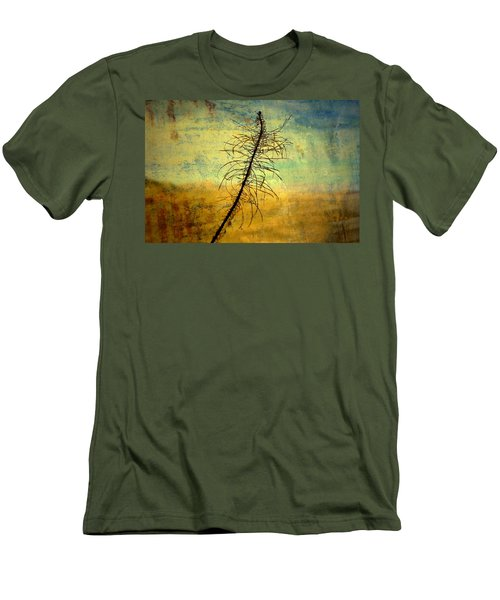 Thoughts So Often Men's T-Shirt (Slim Fit) by Mark Ross