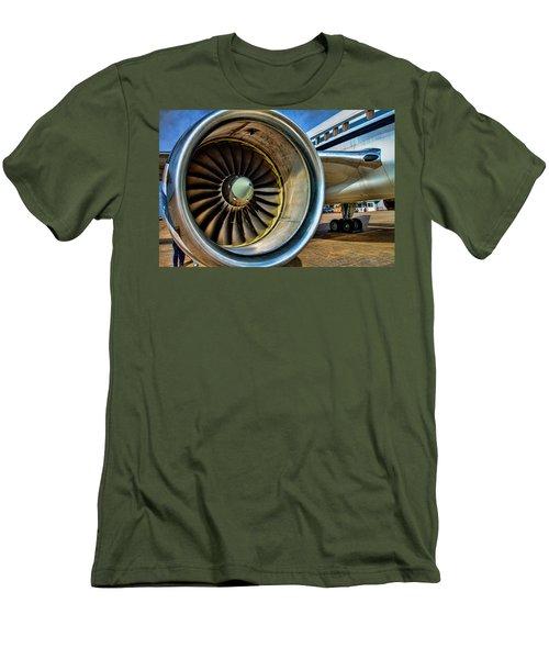 Thrust Men's T-Shirt (Athletic Fit)