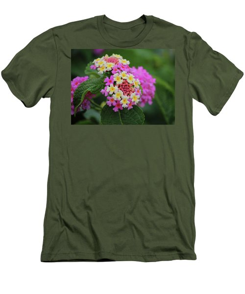 Tiny Bouquets Men's T-Shirt (Athletic Fit)