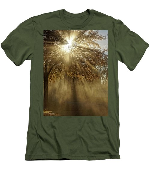 To Catch A Ray Of Sunlight Men's T-Shirt (Athletic Fit)