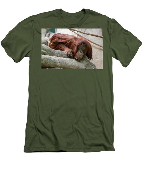 Tolerating Patience Men's T-Shirt (Slim Fit)