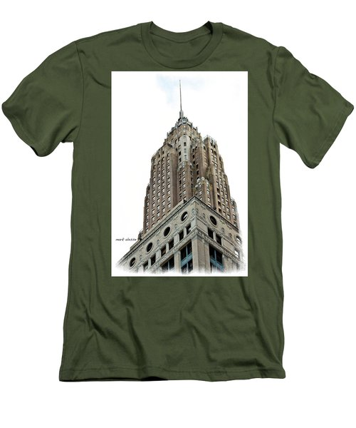 Towering Men's T-Shirt (Athletic Fit)