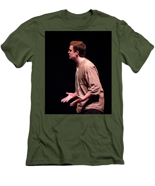 Tpa089 Men's T-Shirt (Athletic Fit)