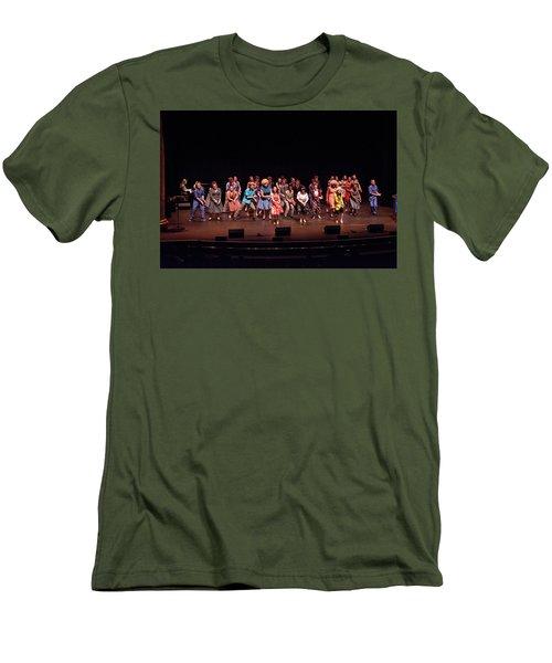 Tpa098 Men's T-Shirt (Athletic Fit)