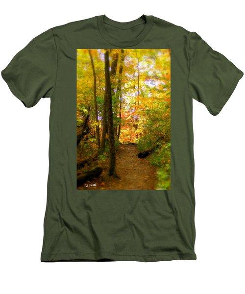 Trailhead Light Men's T-Shirt (Athletic Fit)