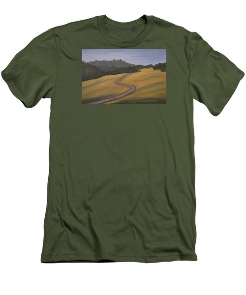 Mystic Trail Men's T-Shirt (Athletic Fit)