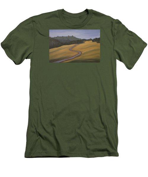 Mystic Trail Men's T-Shirt (Athletic Fit)