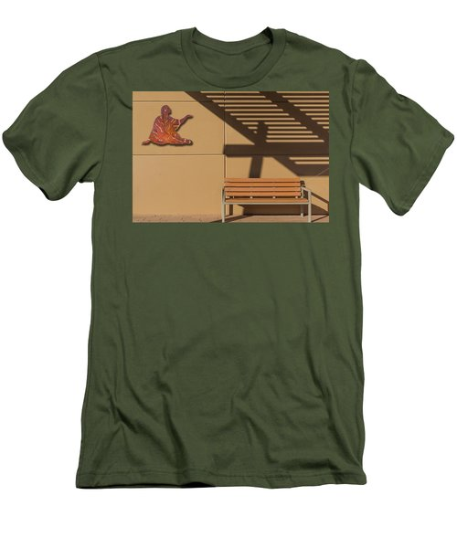 Men's T-Shirt (Slim Fit) featuring the photograph Transcendental by Paul Wear