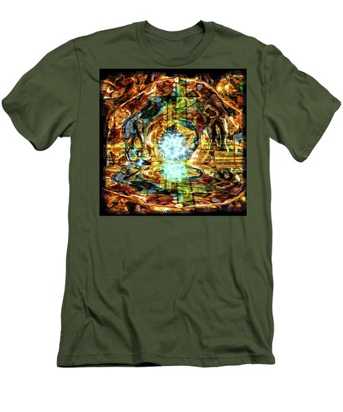 Transmutation Men's T-Shirt (Athletic Fit)