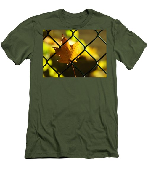 Trapped Men's T-Shirt (Athletic Fit)