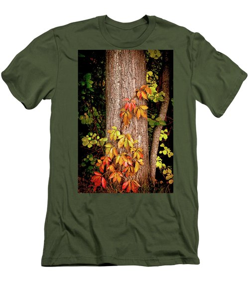 Tree Adornment Men's T-Shirt (Athletic Fit)