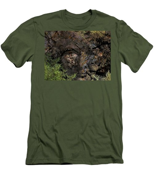 Men's T-Shirt (Slim Fit) featuring the photograph Tree Memories # 27 by Ed Hall