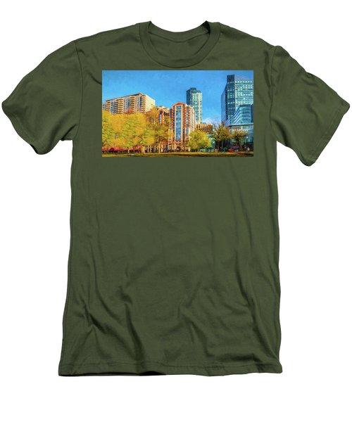 Tremont Street Men's T-Shirt (Athletic Fit)
