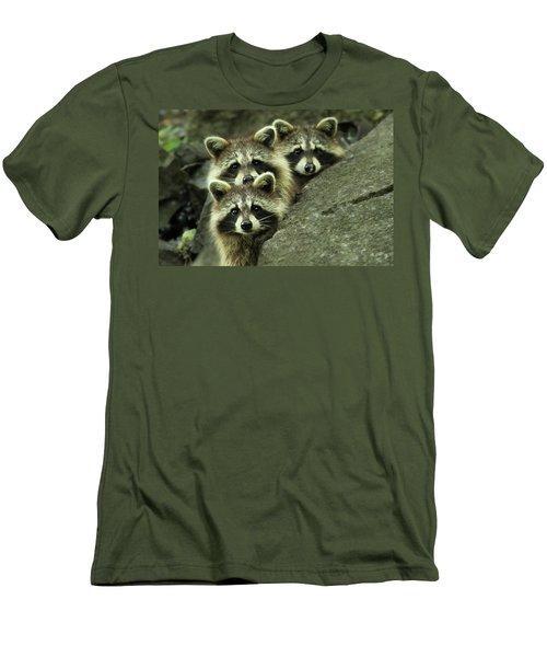 Tres Banditos Men's T-Shirt (Athletic Fit)