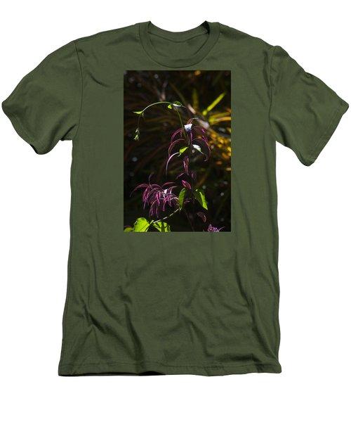 Tropical Mix Men's T-Shirt (Athletic Fit)