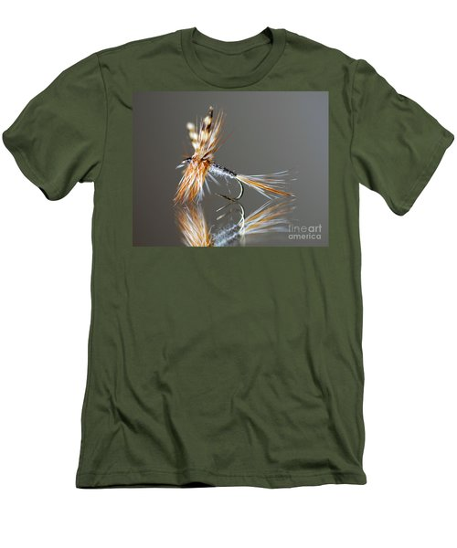 Trout Fly 2 Men's T-Shirt (Athletic Fit)