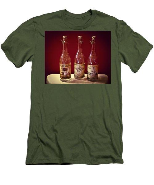 Truth Juice Men's T-Shirt (Slim Fit) by Susan Stone