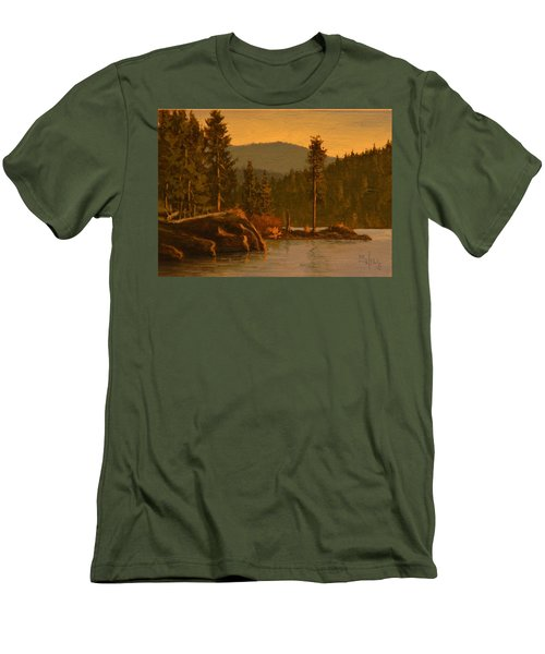 Tubbs Hill 2017 Men's T-Shirt (Athletic Fit)