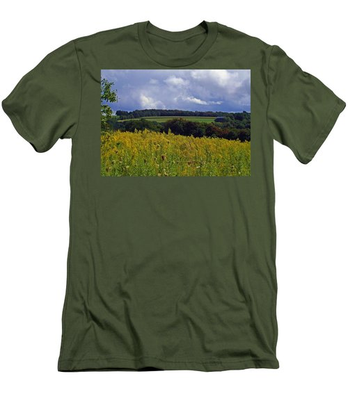 Turning The Page Men's T-Shirt (Athletic Fit)