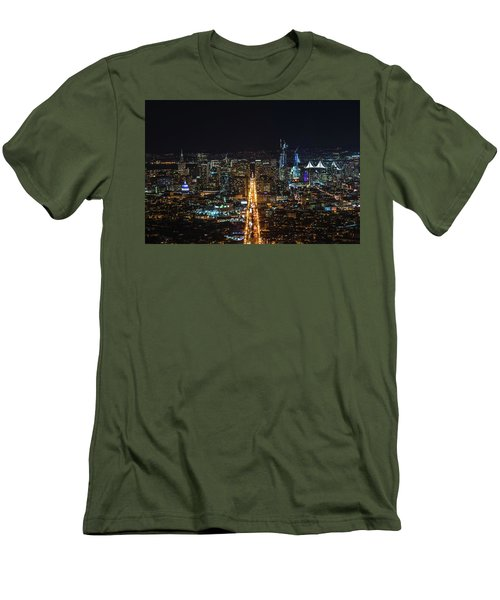 Twin Peaks Men's T-Shirt (Athletic Fit)