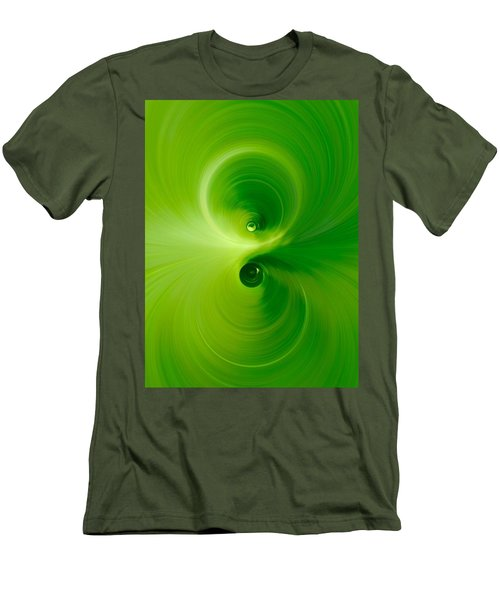 Twist Men's T-Shirt (Slim Fit) by Andre Brands