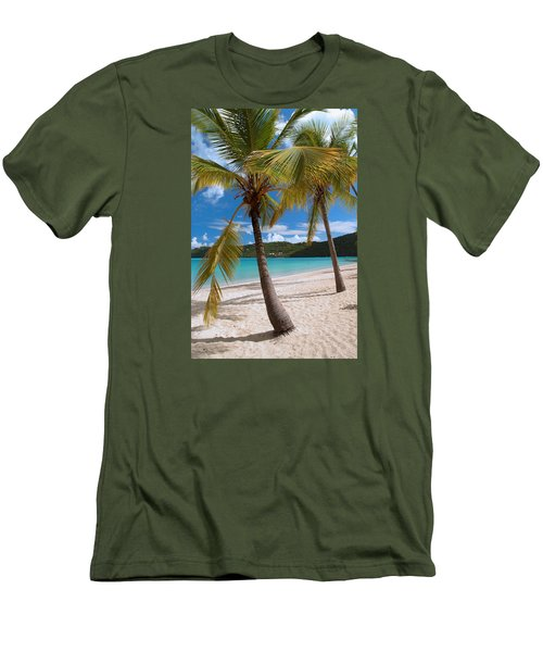 Two Palms Men's T-Shirt (Athletic Fit)