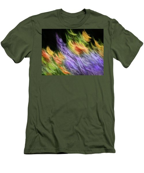 Untitled #8080208, From The Soul Searching Series Men's T-Shirt (Athletic Fit)