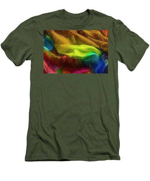Veiled Mask Men's T-Shirt (Athletic Fit)