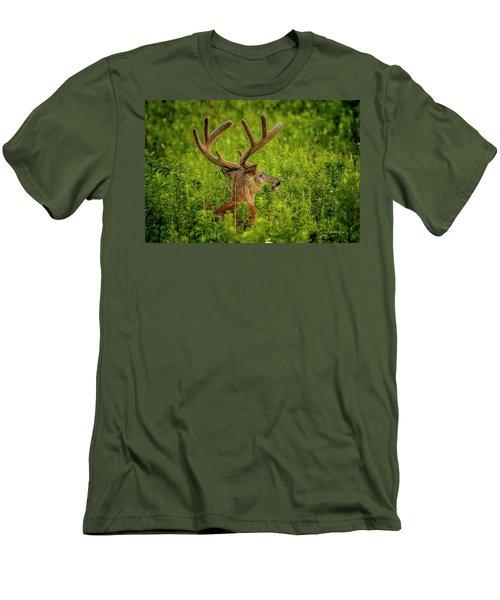 Velvet Eight Men's T-Shirt (Athletic Fit)