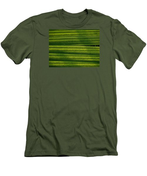 Venetian Blinds Men's T-Shirt (Slim Fit) by Tim Good