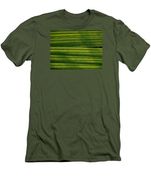 Venetian Blinds Men's T-Shirt (Athletic Fit)