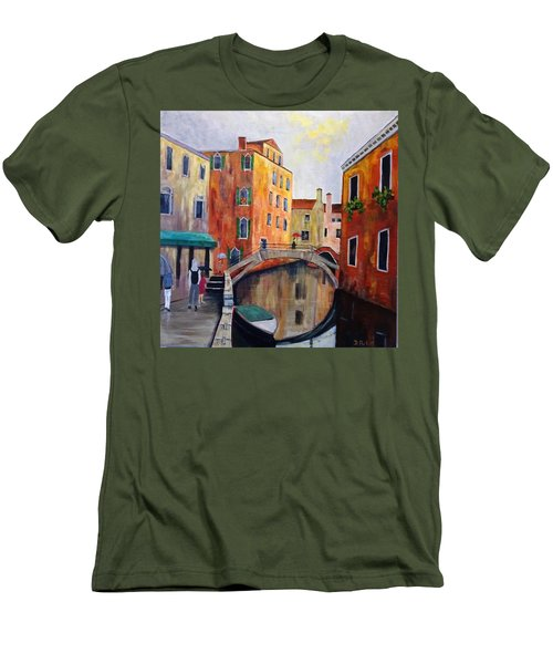 Venice  Men's T-Shirt (Athletic Fit)