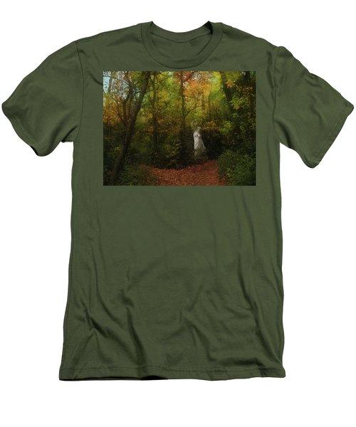 Venus Of The Woodland Men's T-Shirt (Athletic Fit)