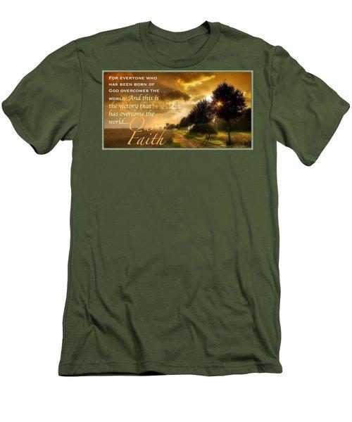 Victorious Men's T-Shirt (Athletic Fit)