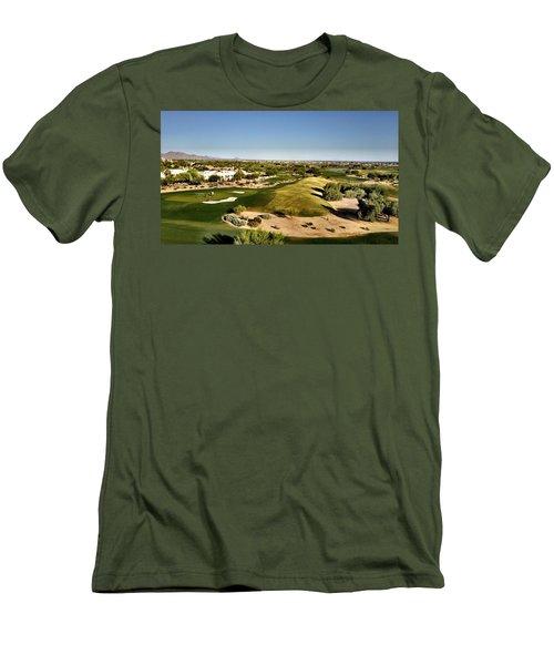Views Men's T-Shirt (Athletic Fit)