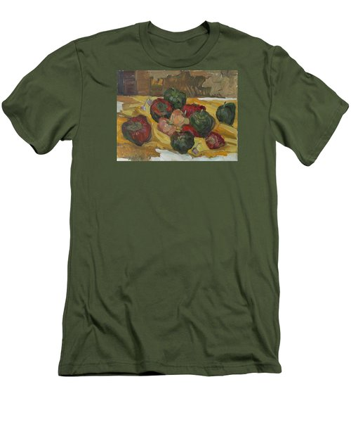 Village Peppers Men's T-Shirt (Athletic Fit)