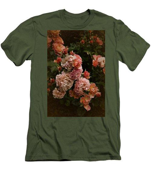 Vintage Roses, 6.17 Men's T-Shirt (Athletic Fit)