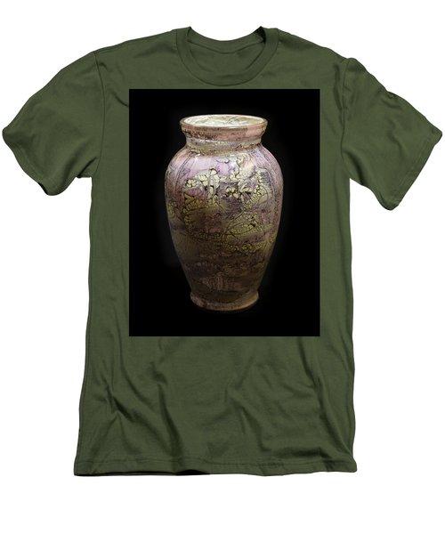 Violet Vase Men's T-Shirt (Slim Fit)