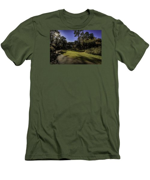 Walk In The Sun Men's T-Shirt (Athletic Fit)
