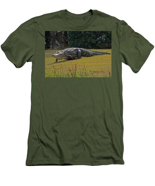 Walking Appetite Men's T-Shirt (Athletic Fit)