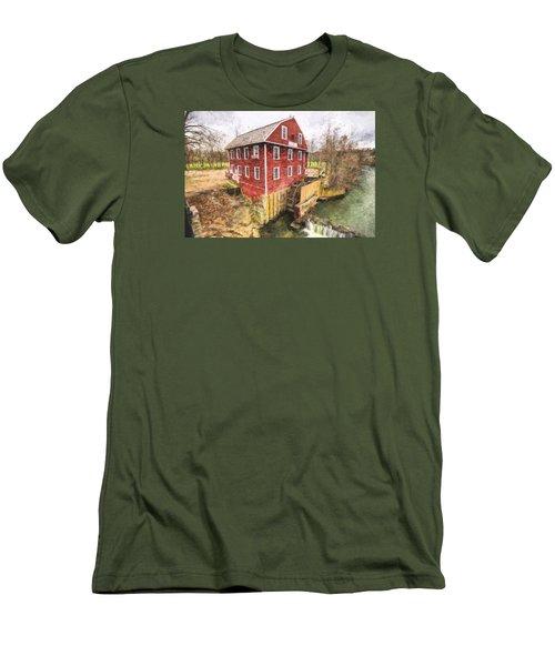 War Eagle Mill Men's T-Shirt (Athletic Fit)