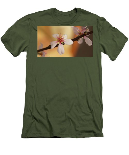 Warmth Of Hope. Men's T-Shirt (Athletic Fit)