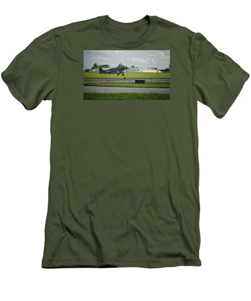 Warplane Men's T-Shirt (Athletic Fit)