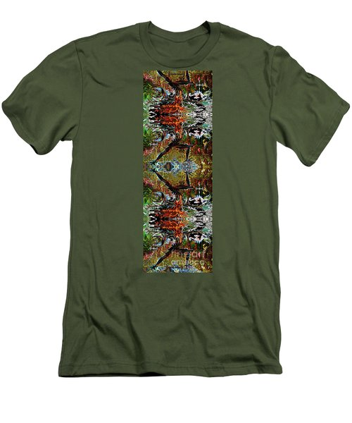 Warrior 2 Men's T-Shirt (Athletic Fit)