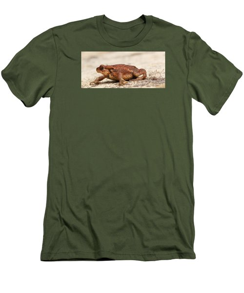 Men's T-Shirt (Slim Fit) featuring the photograph Warts 'n' All by Richard Patmore
