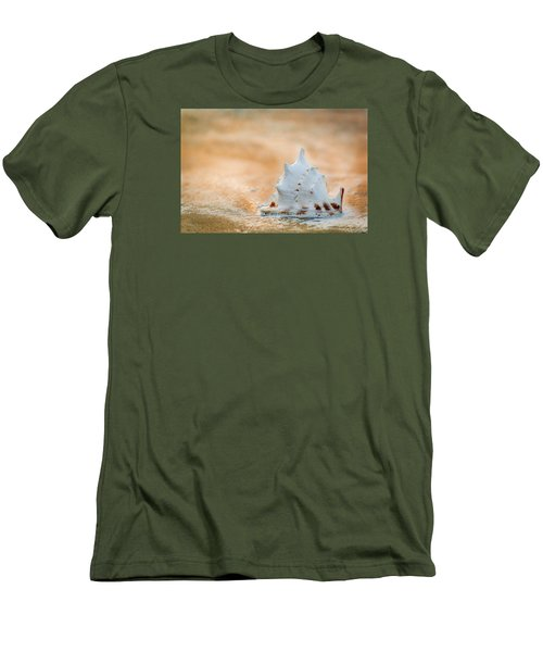 Men's T-Shirt (Athletic Fit) featuring the photograph Washed Up by Sebastian Musial