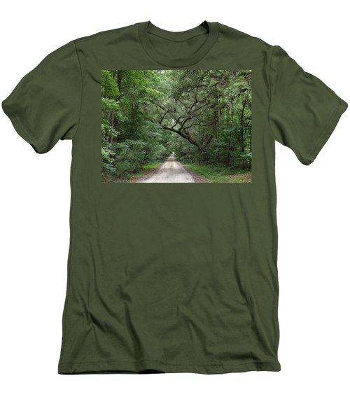 Washington Hunt Club  Men's T-Shirt (Athletic Fit)