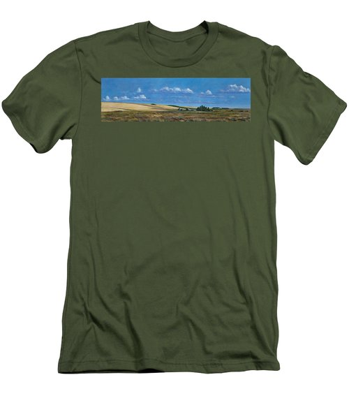 Washington Wheatland Classic Men's T-Shirt (Athletic Fit)