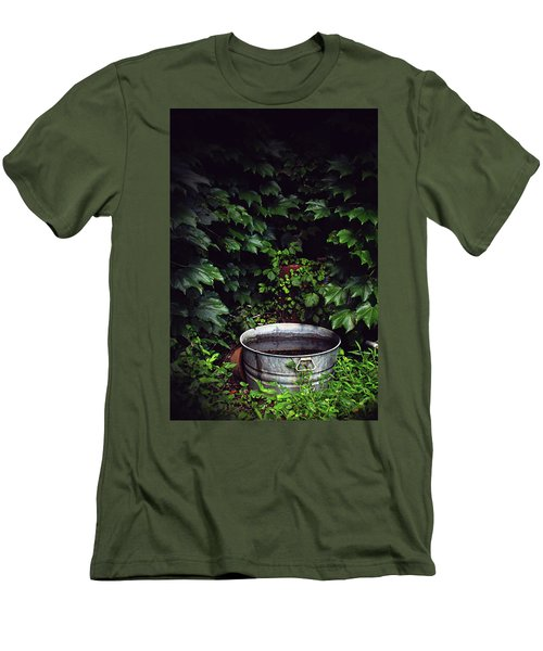 Men's T-Shirt (Slim Fit) featuring the photograph Water Bearer by Jessica Brawley
